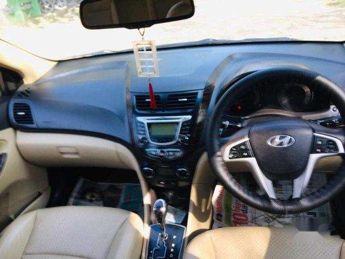 2013 Hyundai Fluidic Verna MT for sale in Ahmedabad