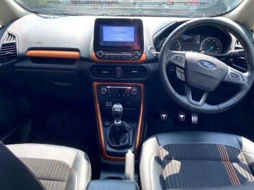 2018 Ford EcoSport 1.0 Ecoboost Titanium Plus MT in Mumbai
