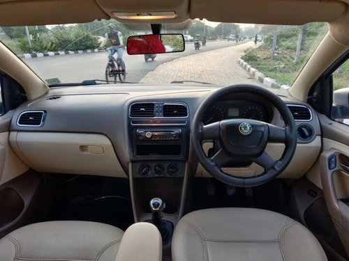 2012 Skoda Rapid 1.6 TDI Ambition MT in Ahmedabad