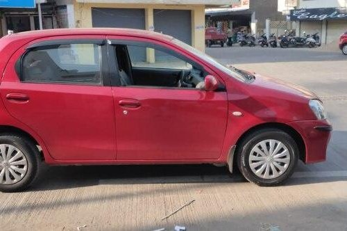 2011 Toyota Etios Liva G MT for sale in Nagpur