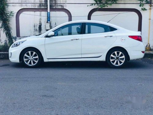 2012 Hyundai Fluidic Verna MT for sale in Surat