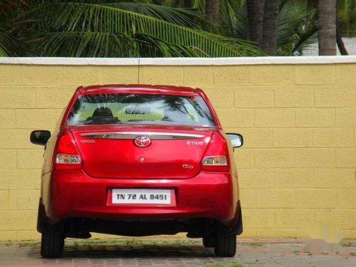 2012 Toyota Etios GD SP MT for sale in Ramanathapuram