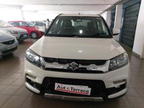 2016 Maruti Suzuki Vitara Brezza ZDi MT in Bangalore