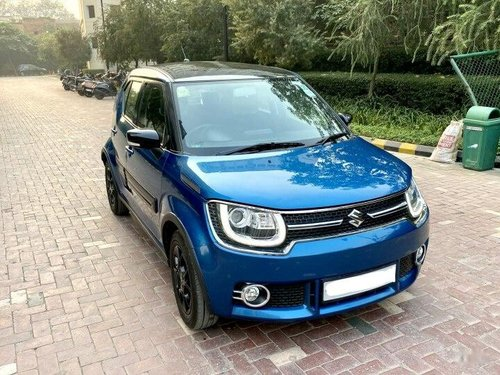 Used Maruti Suzuki Ignis 2017 AT for sale in New Delhi
