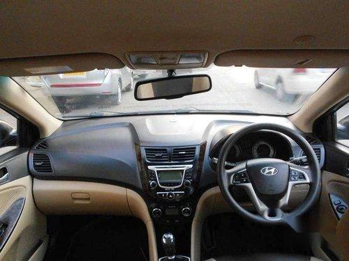 2013 Hyundai Fluidic Verna MT for sale in Mumbai