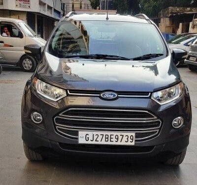 2017 Ford EcoSport 1.5 Ti VCT Titanium BE MT in Ahmedabad