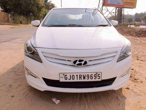 2017 Hyundai Fluidic Verna MT in Ahmedabad