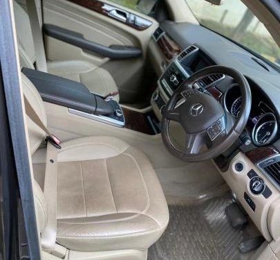 2015 Mercedes Benz M Class ML 250 CDI AT in Mumbai