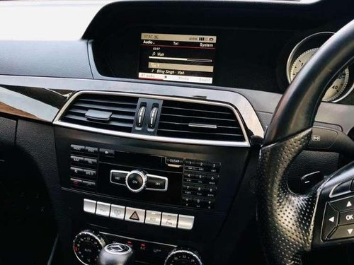 Used 2013 Mercedes Benz C-Class AT in Chandigarh