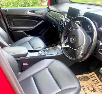 Mercedes Benz B Class 2015 AT for sale in New Delhi