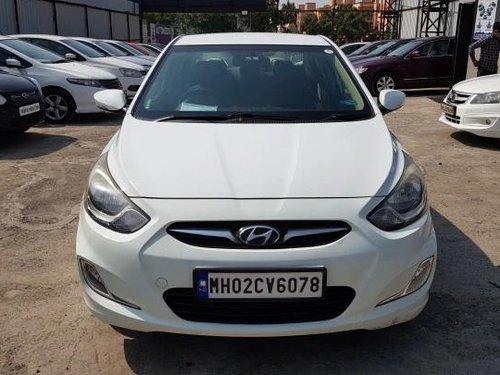 2013 Hyundai Verna 1.6 SX VTVT (O) MT for sale in Pune