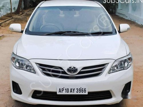 Used 2011 Toyota Corolla Altis MT in Hyderabad