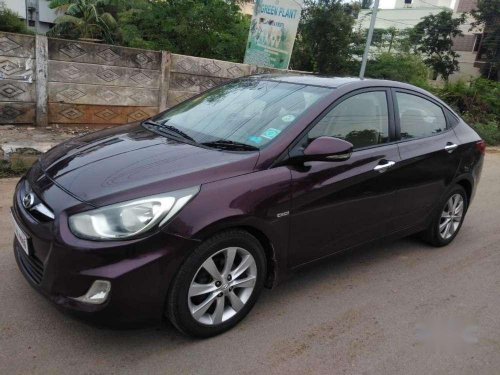 2011 Hyundai Fluidic Verna MT for sale in Chennai-3