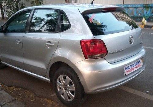 2010 Volkswagen Polo Petrol Comfortline 1.2L MT in Mumbai
