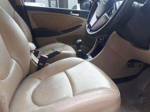 2011 Hyundai Verna 1.6 CRDi SX MT in Pune