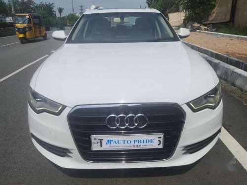 Used 2013 Audi A6 2.0 TDI Premium Plus AT in Hyderabad-7