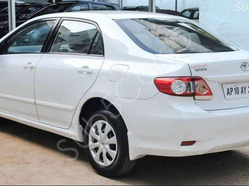 Used 2011 Toyota Corolla Altis MT in Hyderabad-13