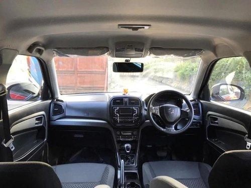 2018 Maruti Suzuki Vitara Brezza ZDi AMT AT in Thane