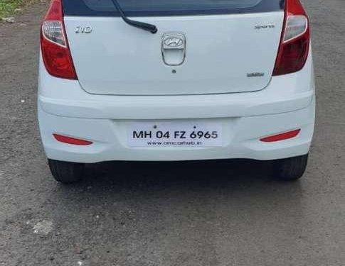 Hyundai i10 Sportz 1.2 2013 MT for sale in Mumbai
