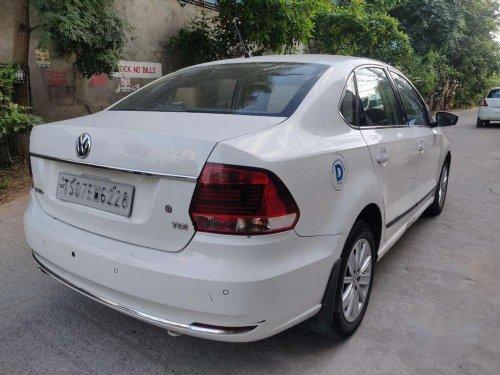 Used 2016 Volkswagen Vento MT in Hyderabad