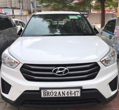 Used 2018 Hyundai Creta 1.4 CRDi S Plus MT in Patna
