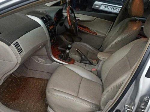 2009 Toyota Corolla Altis G MT for sale in Chennai