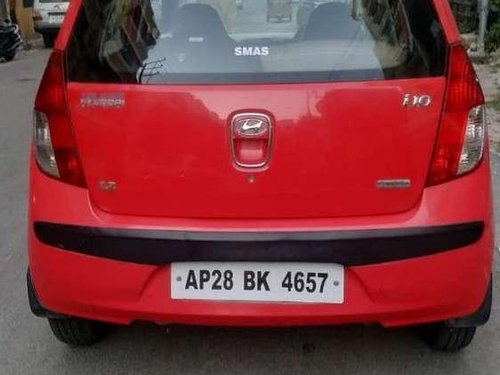 Used 2008 Hyundai i10 Magna MT for sale in Hyderabad
