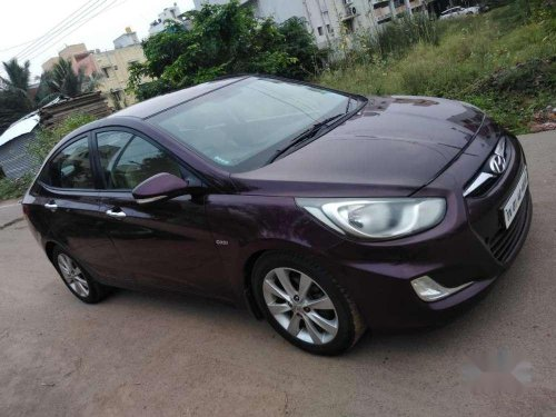 2011 Hyundai Fluidic Verna MT for sale in Chennai-4