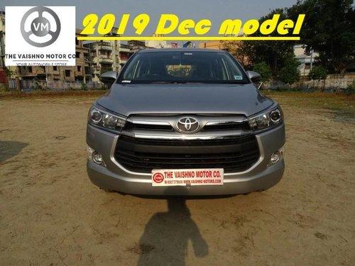 2019 Toyota Innova Crysta 2.4 VX MT in Kolkata
