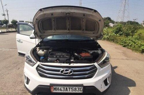 2015 Hyundai Creta 1.6 CRDi SX Option MT in Mumbai