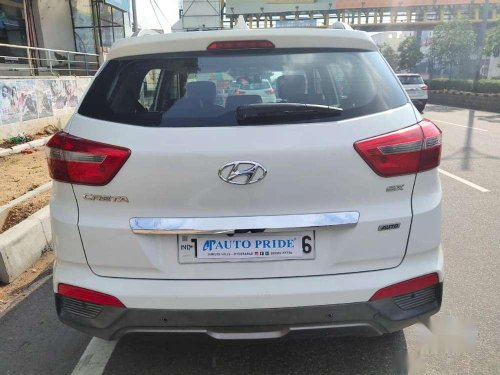 Hyundai Creta 1.6 SX Plus Auto, 2017, Diesel AT in Hyderabad