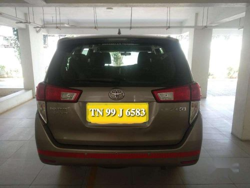 Used 2017 Toyota Innova Crysta MT in Ramanathapuram