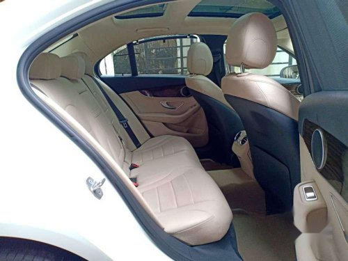 Used 2016 Mercedes Benz C-Class AT in Hyderabad