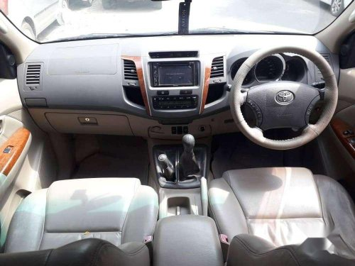 Used 2010 Toyota Fortuner MT for sale in Tiruppur