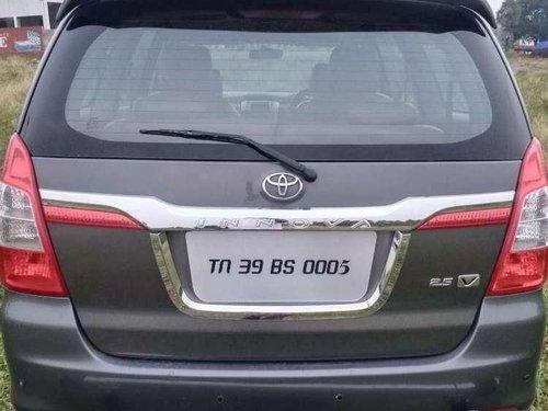 Toyota Innova 2.5 VX 7 STR 2013 MT for sale in Erode