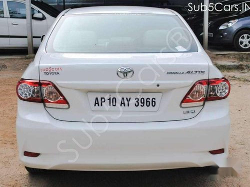 Used 2011 Toyota Corolla Altis MT in Hyderabad-12