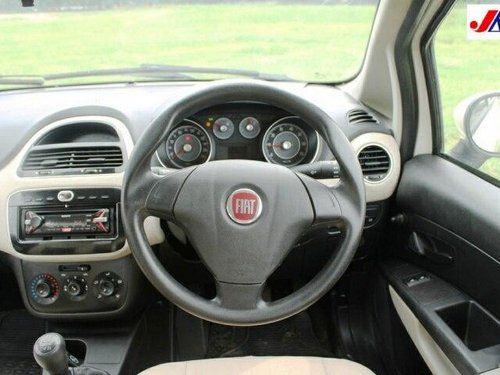 2014 Fiat Punto 1.2 Active MT in Ahmedabad