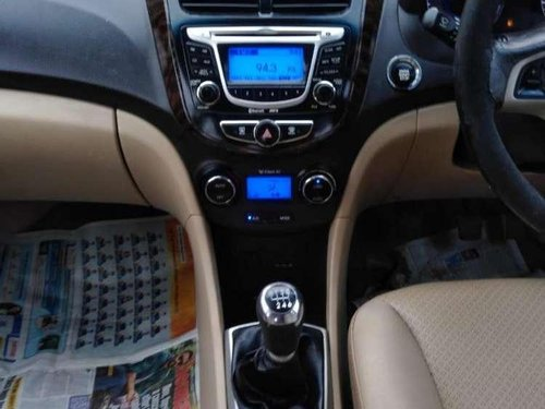 2011 Hyundai Fluidic Verna MT for sale in Chennai