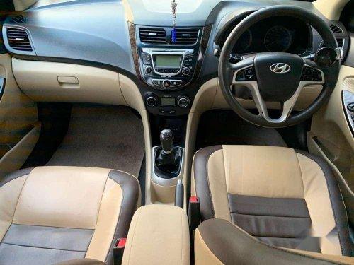 2012 Hyundai Fluidic Verna MT for sale in Chandigarh