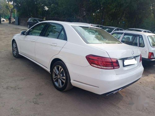 Used 2013 Mercedes Benz E Class AT in Chandigarh