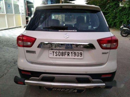 Maruti Suzuki Vitara Brezza ZDi - Plus, 2017, Diesel MT in Hyderabad