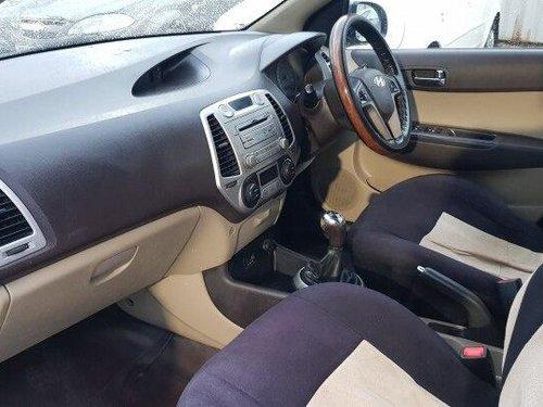 2010 Hyundai i20 1.4 Asta CRDi with AVN MT in Pune