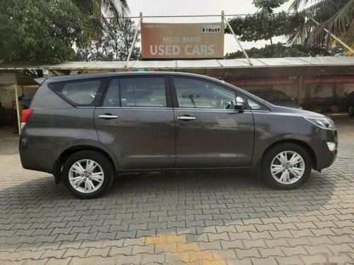 2016 Toyota Innova Crysta 2.8 ZX BSIV AT in Bangalore