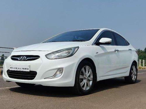 2011 Hyundai Fluidic Verna MT for sale in Nashik