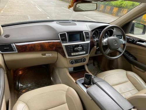 2015 Mercedes Benz M Class ML 250 CDI AT in Mumbai-0