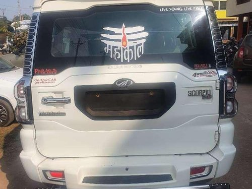 Used 2016 Mahindra Scorpio MT for sale in Bhilai