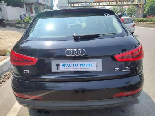 Used 2015 Audi Q3 AT for sale in Hyderabad