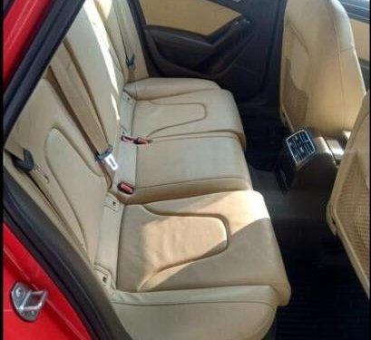 2016 Audi A4 2.0 TDI AT for sale in New Delhi