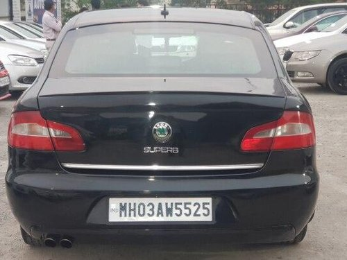 2010 Skoda Superb Elegance 2.0 TDI CR AT in Pune