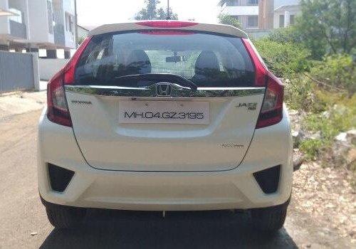 2015 Honda Jazz 1.5 V i DTEC MT in Nashik